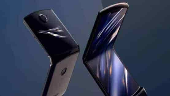 Motorola'dan Nostalji katlanabilir Telefonu Razr!