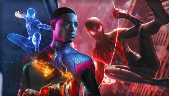 Spiderman Miles Morales, bu yıl PS5' geliyor
