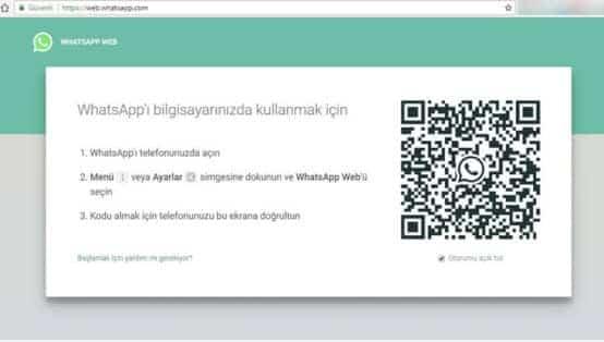 WhatshApp'a QR kodla kişi ekleme özelliği geliyor